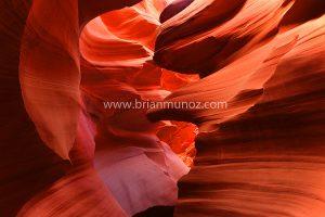 Arizona, Utah - Antelope Canyon-Lower Antelope Canyon-Page